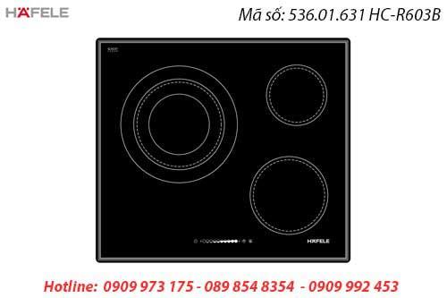 bếp điện hafele 536.01.631 HC-R603B