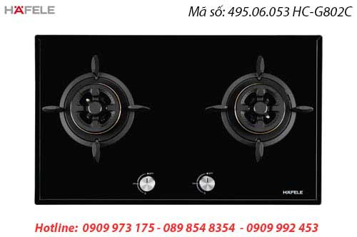 bếp gas hafele 495.06.053 HC-G802C