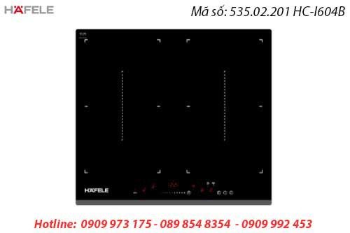 BẾP TỪ HAFELE ICONIC 4 VÙNG NẤU HC-I604B 535.02.201
