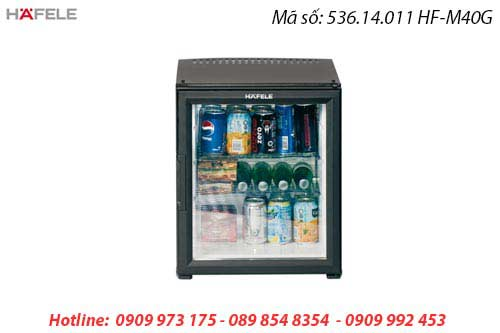 tủ lạnh mini hafele HF-M40G 536.14.011
