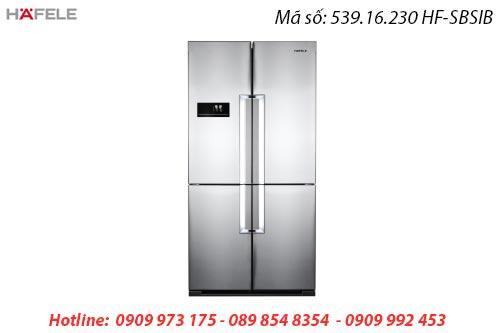 tủ lạnh hafele 539.16.230 HF-SBSIB