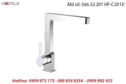 Vòi rửa chén inox hafele 566.32.201 HF-C201V