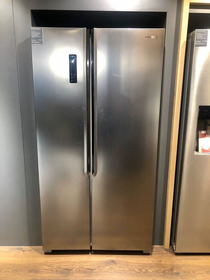 Tủ lạnh Side By Side Häfele HF-SBSID 534.14.020 hình thực tế 1