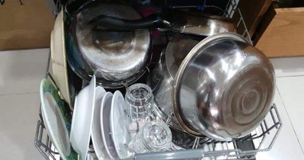 Máy rửa chén độc lập Häfele HDW-F60E 538.21.200 hình thực tế 2
