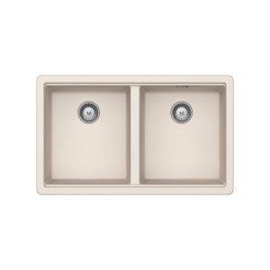 Chậu đá màu kem Hafele 750mm HS-GD7545 570.30.810