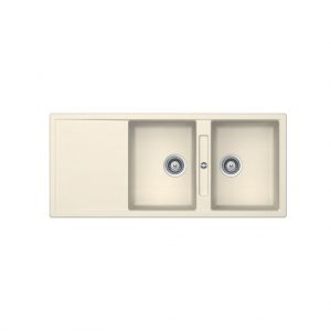 Chậu đá màu kem Hafele 1160mm HS-GD11651 570.33.430